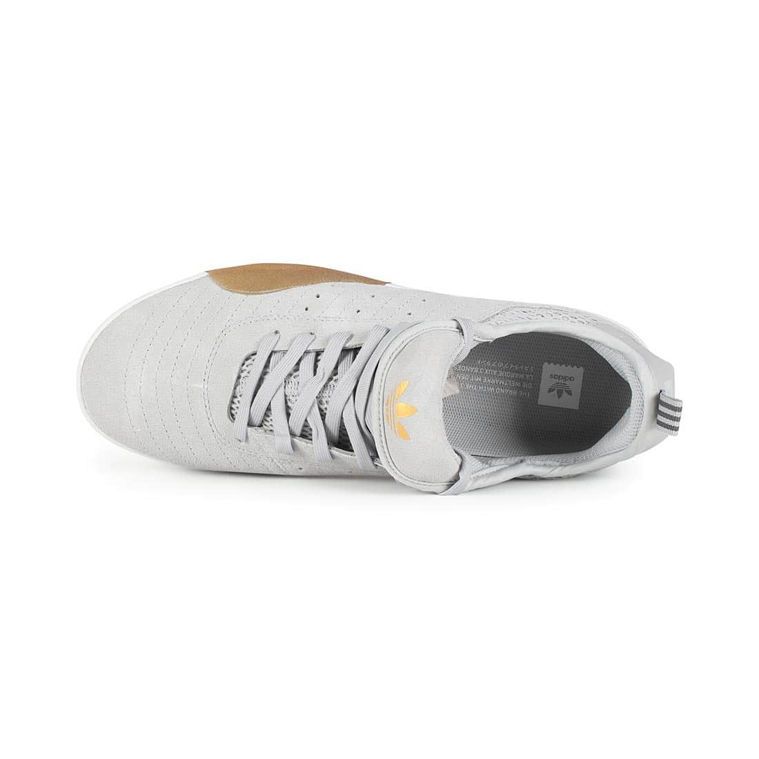 c68dc091e23 Adidas 3ST.003 Shoes - Clear Onix   Grey Five   White
