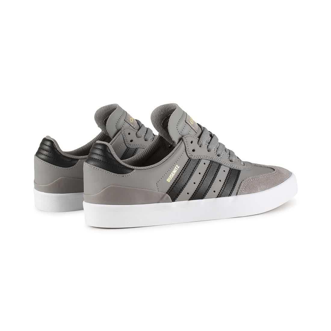 Adidas Busenitz Vulc Grey Black White
