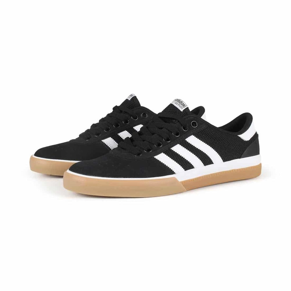 Adidas Lucas Premiere Shoes - Core Black / White / Gum