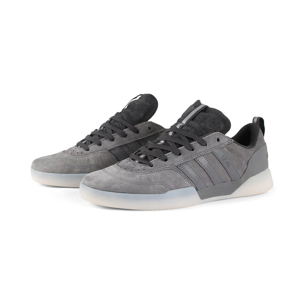 brand new f5d06 40a98 Adidas-Numbers-City-Cup-Shoes-Grey-Four-Carbon-
