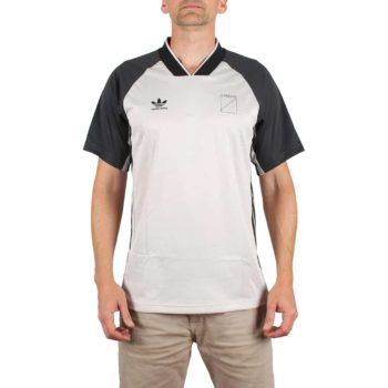 Adidas x Numbers Jersey S/S T-Shirt - Black / Grey One / Carbon