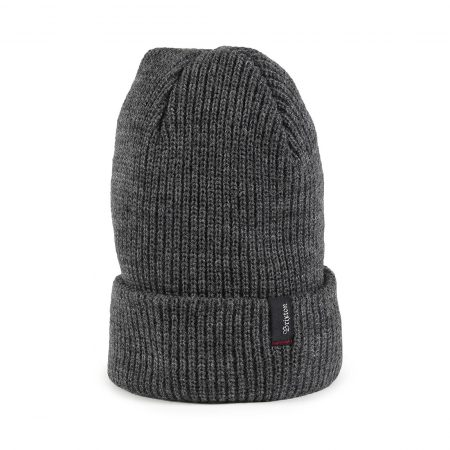 Brixton Heist Beanie Hat - Heather Grey