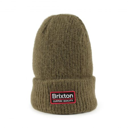 Brixton Palmer II Beanie Hat - Army Green