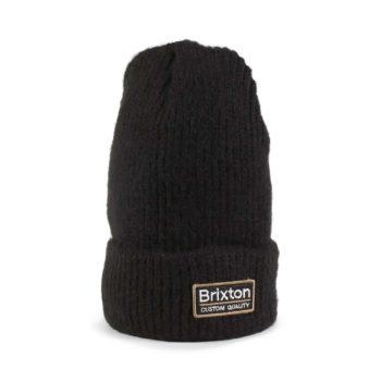 Brixton Palmer II Beanie Hat - Black