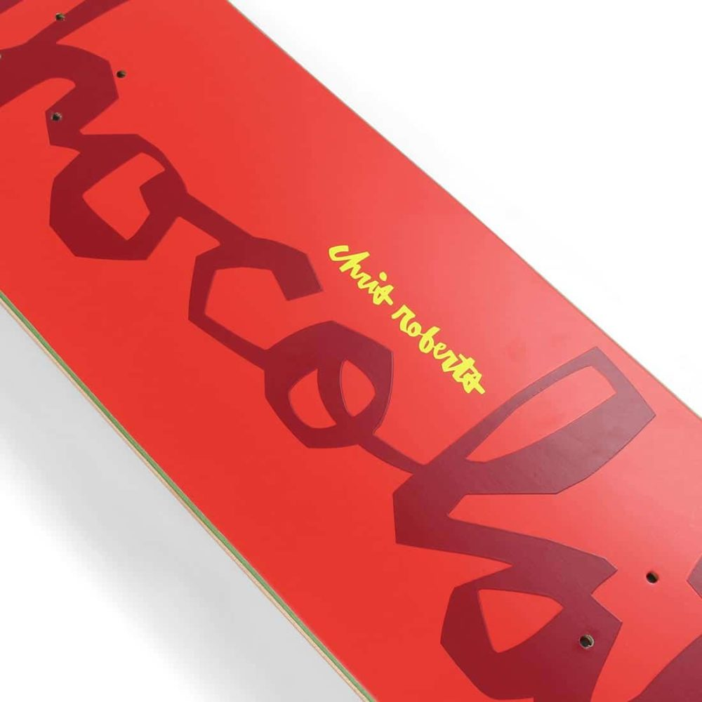 "Chocolate Skateboards Original Chunk W35 Chris Roberts - 8"" Deck"