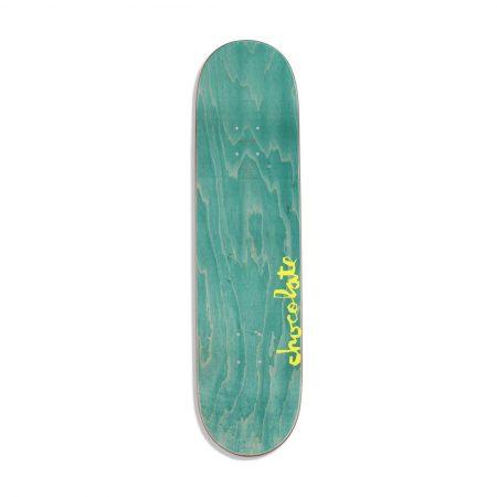 "Chocolate Skateboards Original Chunk W35 Justin Eldridge - 8.25"" Deck"