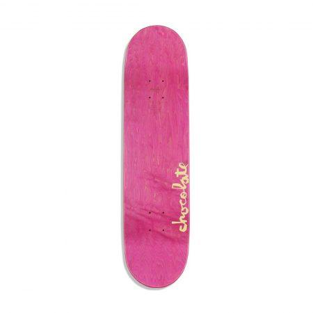 "Chocolate Skateboards Original Chunk W35 Vincent Alvarez - 8"" Deck"