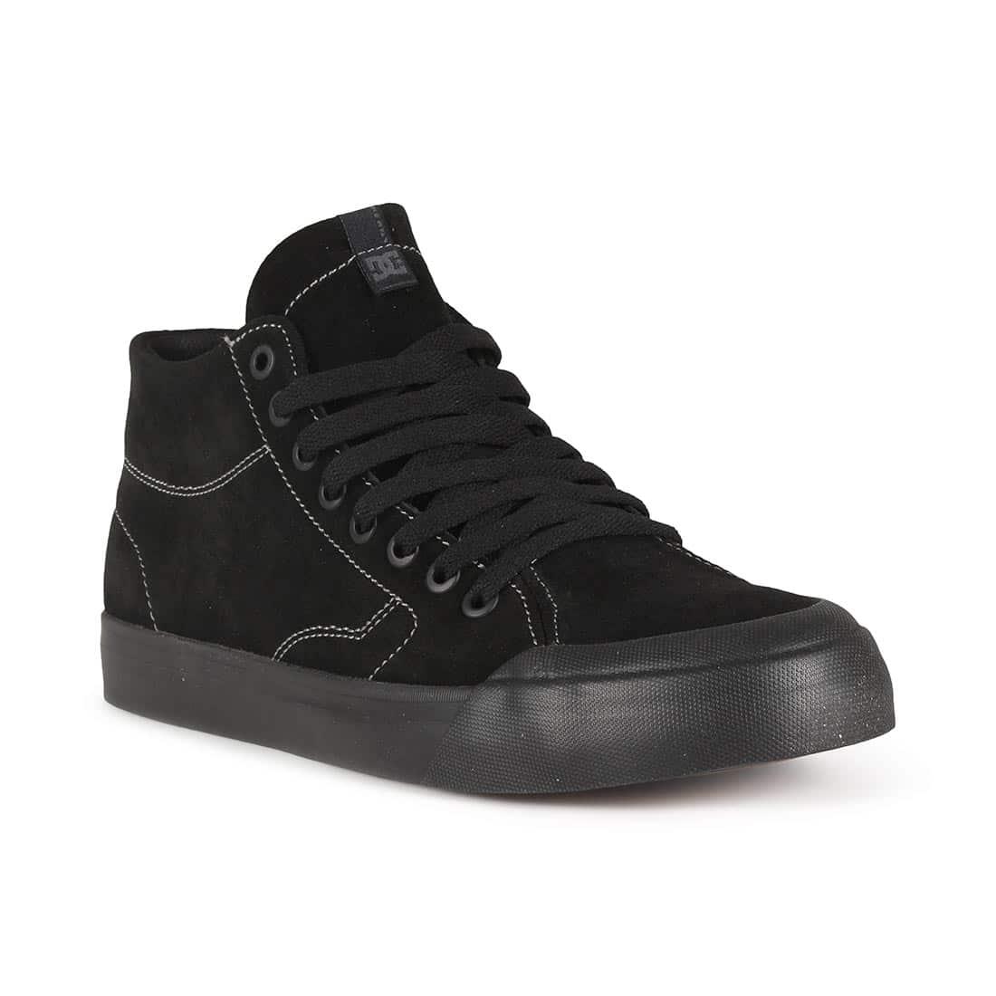 ab6b0a11d3fe DC Shoes Evan Smith Hi Zero S High Top – Black / Black / Black
