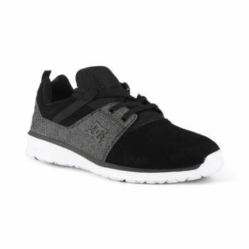 DC Shoes Heathrow Black Wash