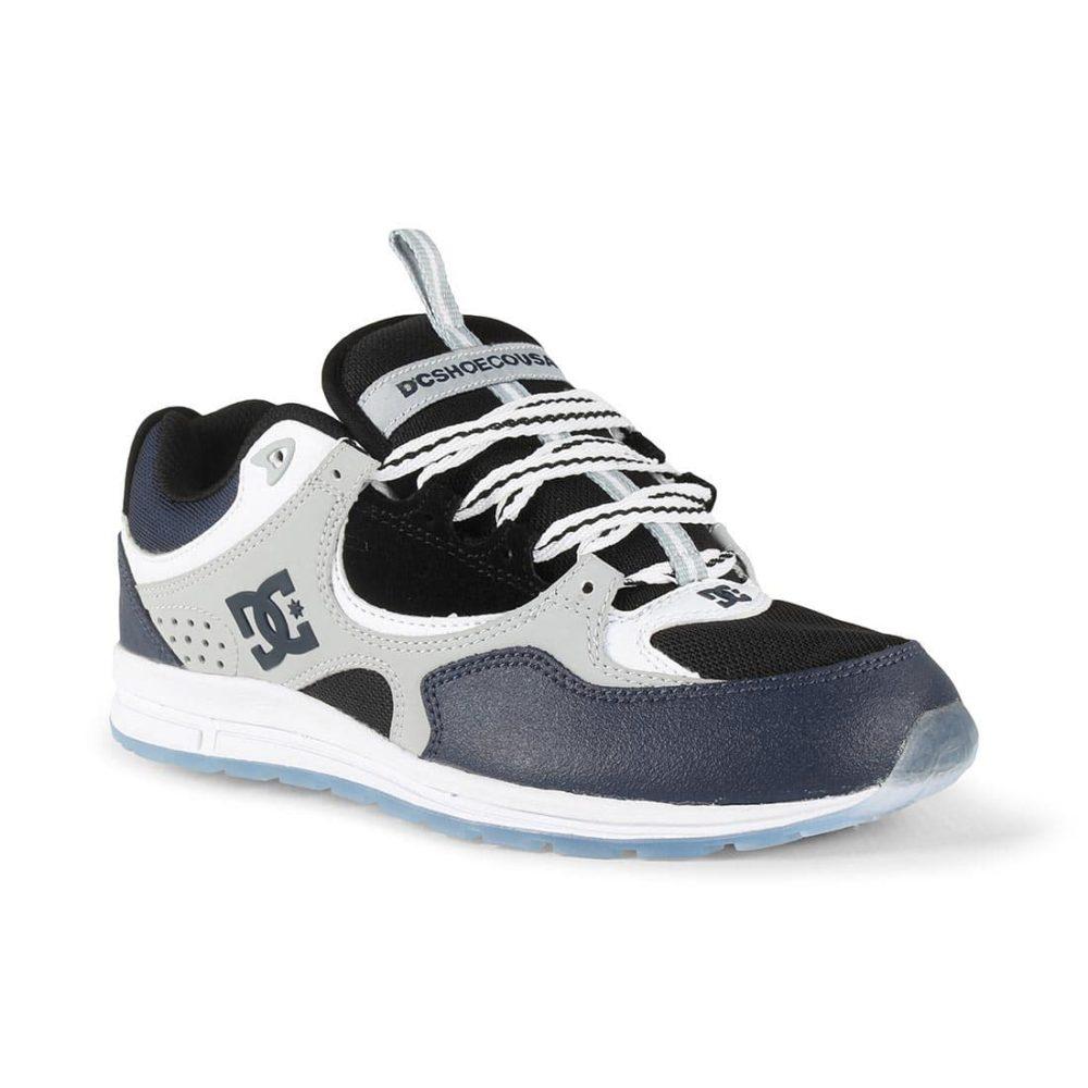 DC Kalis Lite SE Shoes - Blue / Black / Grey