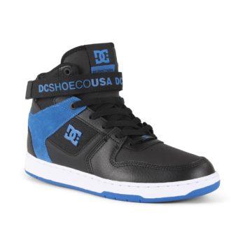 DC Pensford Shoes - Black / Blue / White