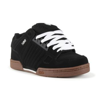 DVS Celsius Shoes - Black / White / Gum