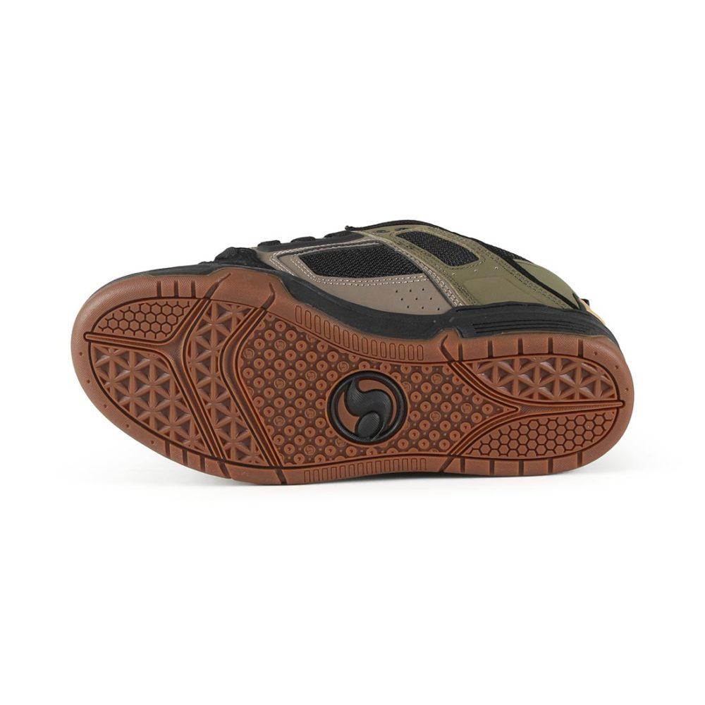 DVS-Comanche-Shoes-Brindle-Olive-Black-Nubuck-07