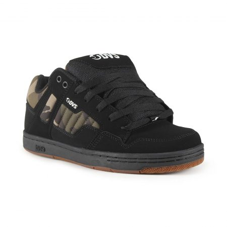 DVS Enduro 125 Shoes - Black / Camo