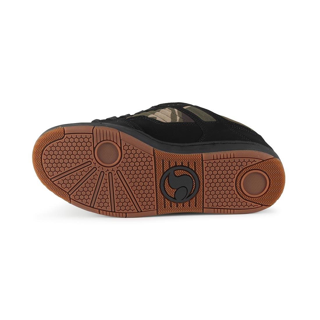 DVS Enduro 125 Shoes - Black / Camo