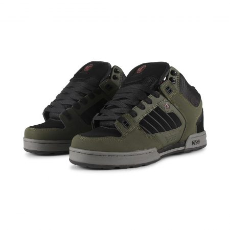 DVS Militia Boot - Military Olive / Black