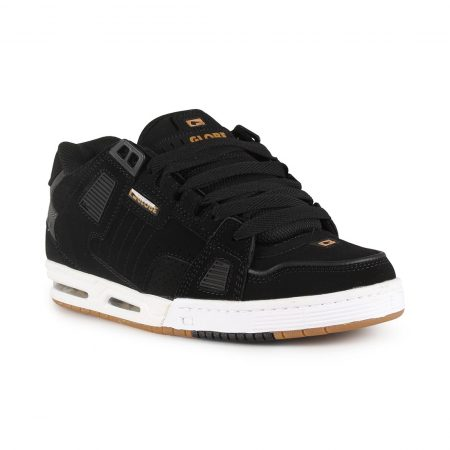 Globe Sabre Shoes - Black / Gold