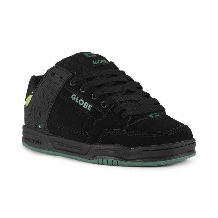 Globe Tilt Shoes - Black / Black / Camo