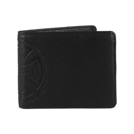 Independent Truck Co Embossed Wallet - Black Leather