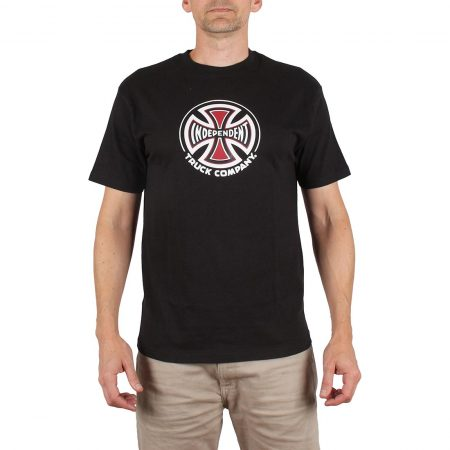 Independent Truck Co S/S T-Shirt - Black