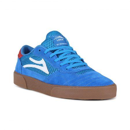 Lakai x Jovantae Turner Cambridge Shoes - Blue / Gum Suede