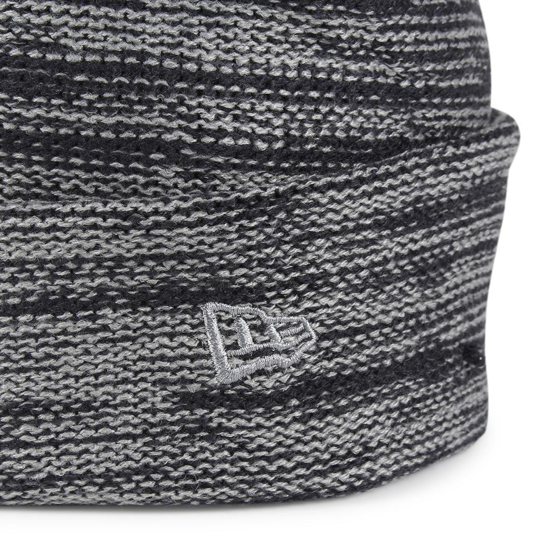 2c0e754473225 New Era Atlanta Braves Marl Knit Beanie - Navy / Storm Grey