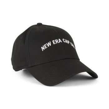 New Era Script Pack 9Forty Cap - Black