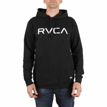 RVCA Big RVCA Pullover Hoodie - Black