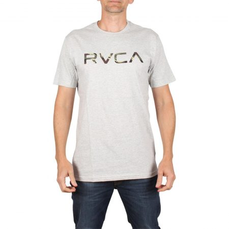 RVCA Big RVCA S/S T-Shirt - Snow Marle