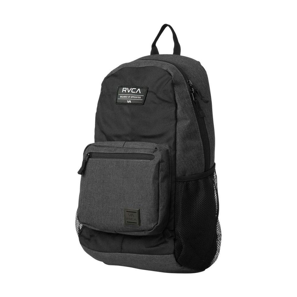 RVCA Estate 18L Backpack – Charcoal Heather