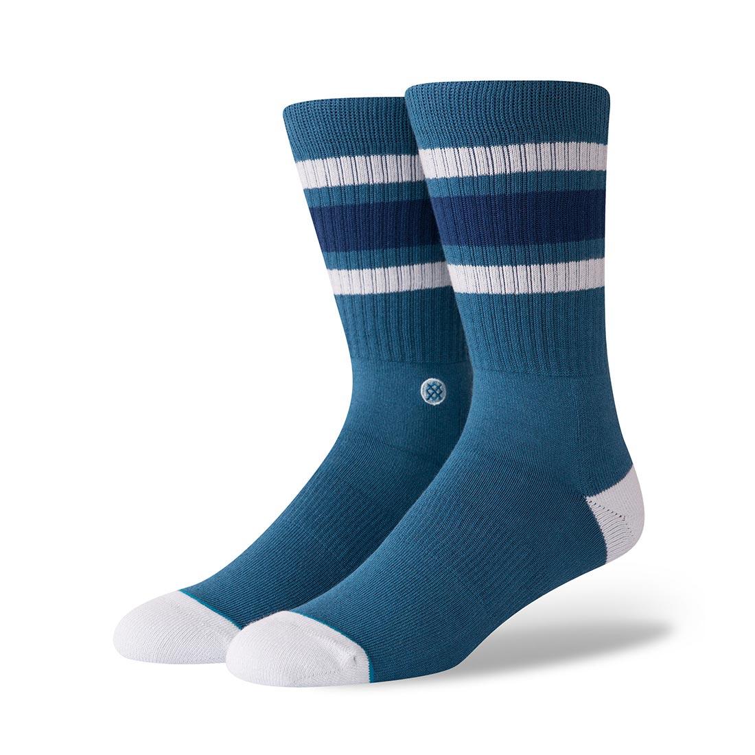 Stance Boyd 4 Socks - Indigo
