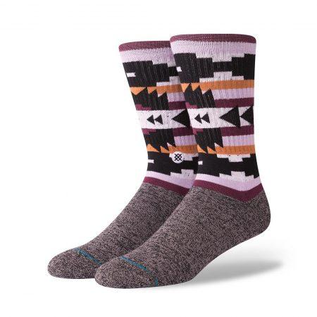 Stance Lyonz Socks Black