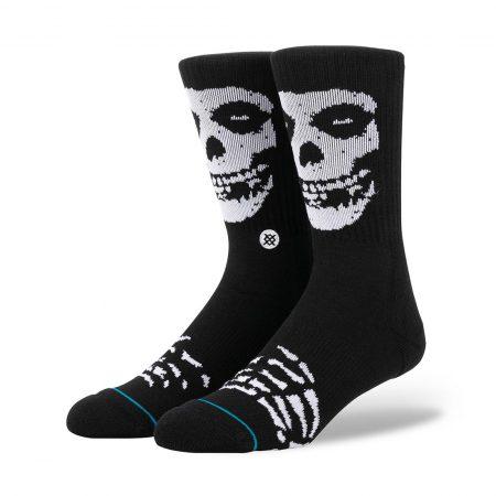 Stance Misfits Socks - Black