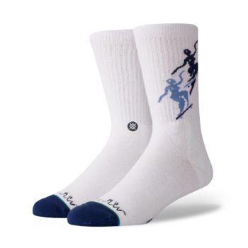 Stance Pontus Alv Socks - White