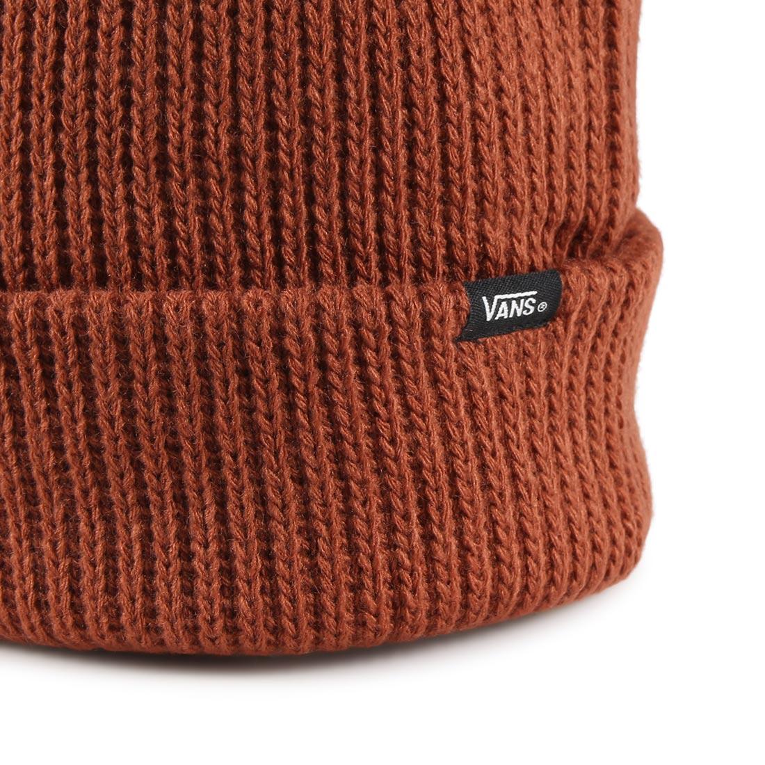 Vans Core Basic Cuff Beanie Hat - Sequoia c17238364607