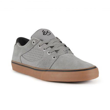 eS Square Three Shoes - Grey / Gum