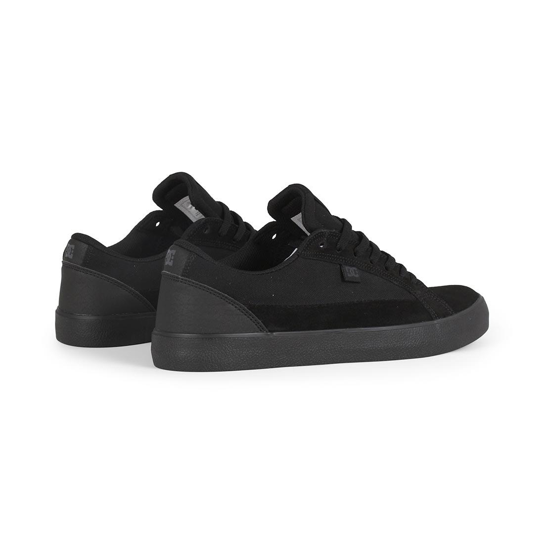 DC Shoes Lynnfield S - Black / Black / Black
