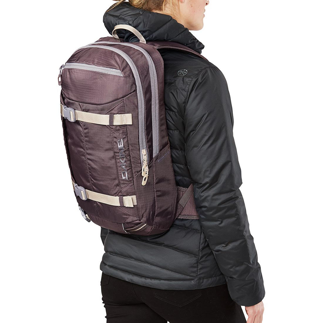 popular stores latest design limpid in sight Dakine Women's Mission Pro 18L Backpack - Amethyst