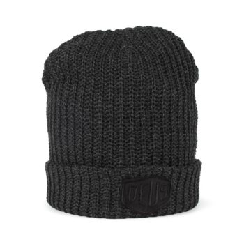 Deus Ex Machina Melange Beanie Phantom
