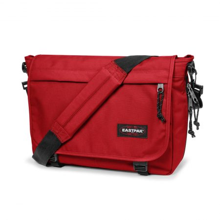 Eastpak Delegate 20L Shoulder Bag - Apple Pick Red