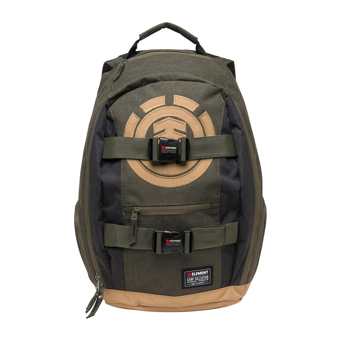 Element Mohave 30L Backpack - Moss Heather