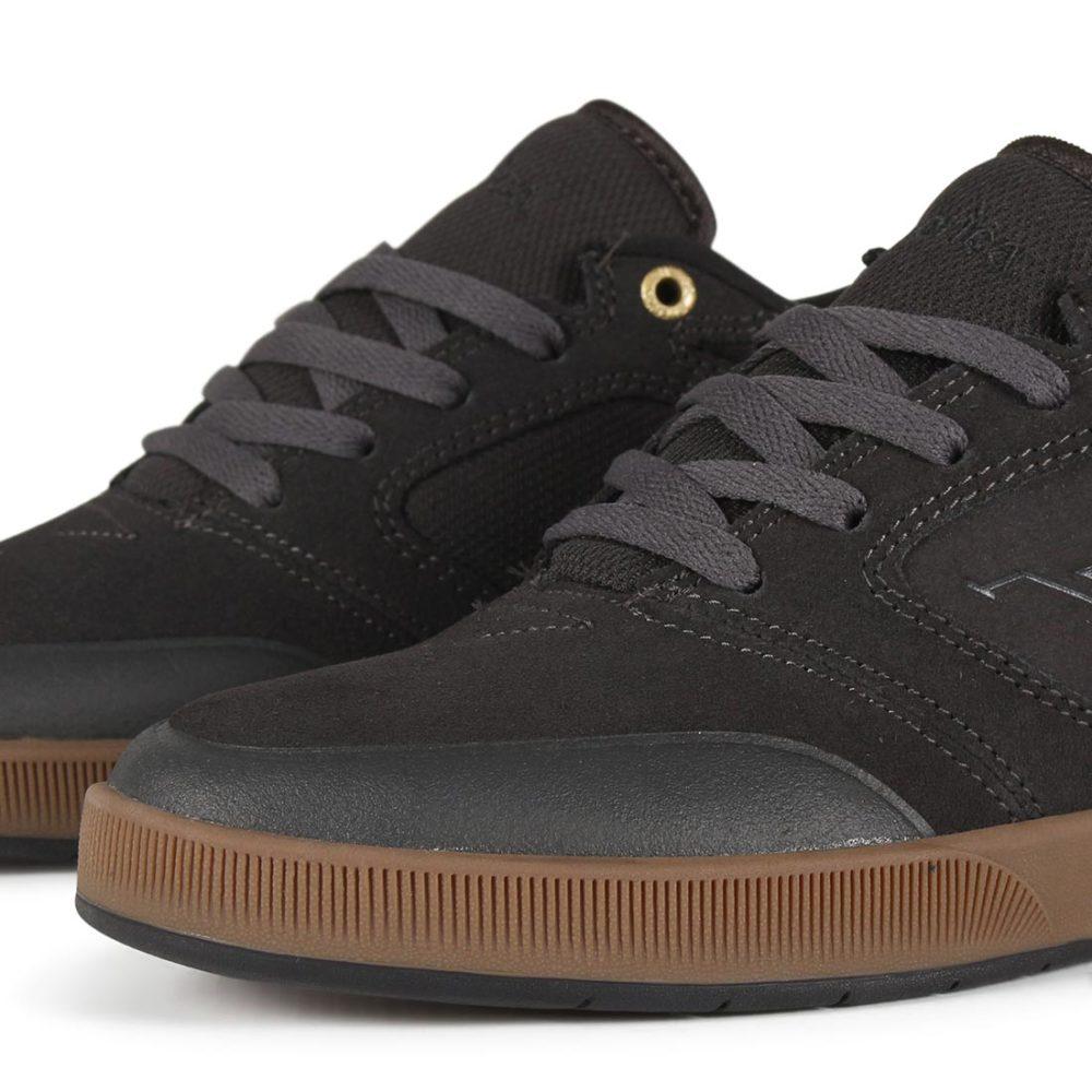 Emerica Dissent Shoes - Grey / Gum