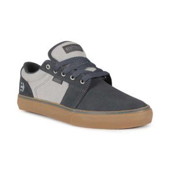 Etnies Barge LS Shoes - Grey / Tan