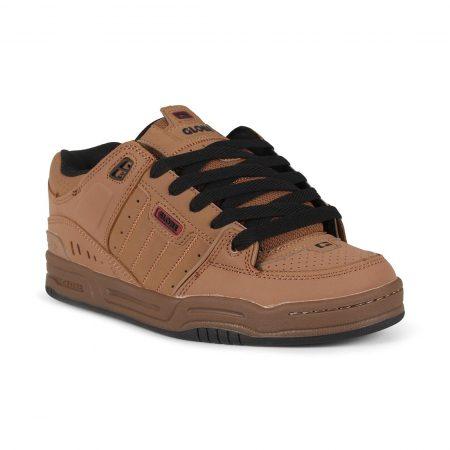Globe Fusion Shoes - Tobacco Brown / Gum