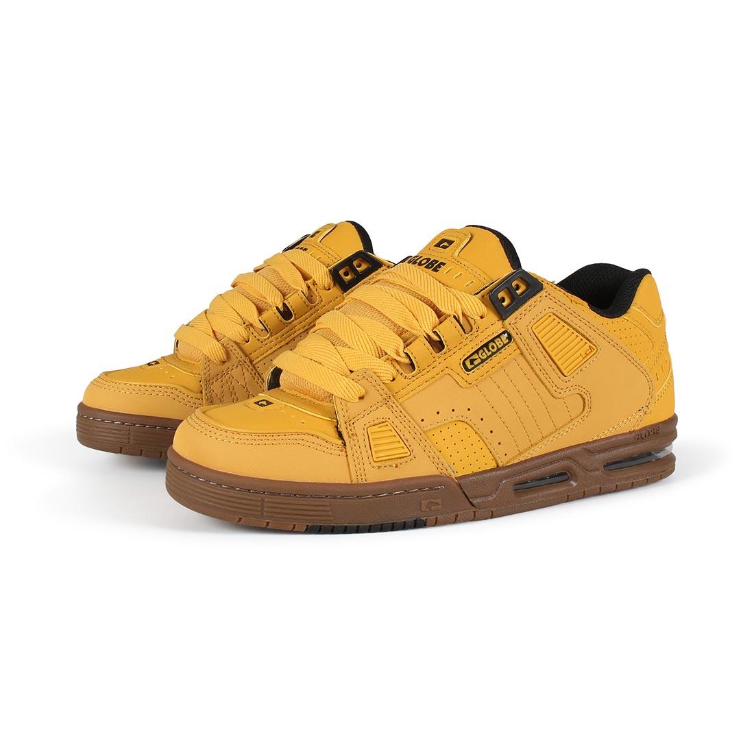 707441a0eeed11 Globe Sabre Shoes - Wheat / Tobacco