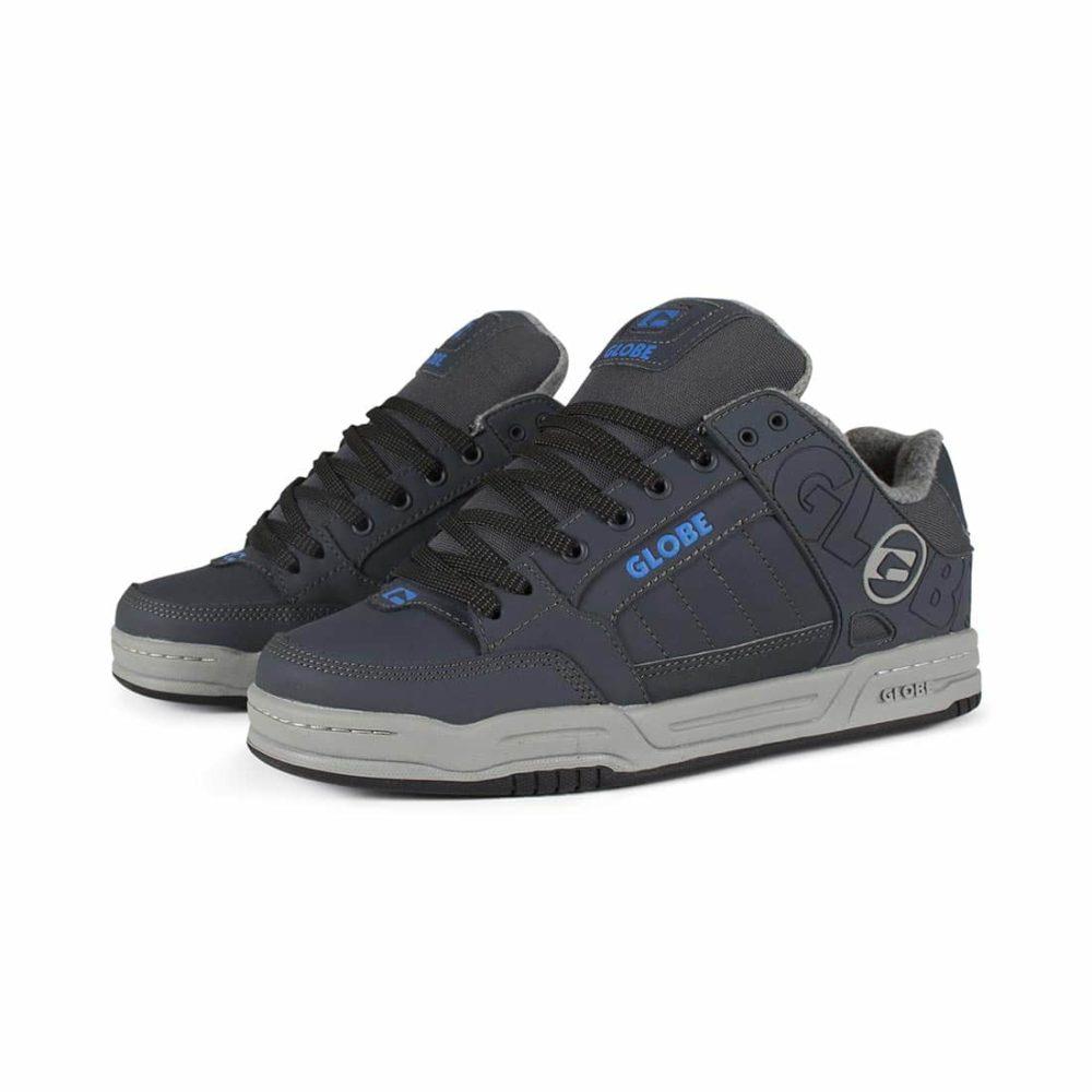 Globe Tilt Shoes - Ebony / Grey / Winter