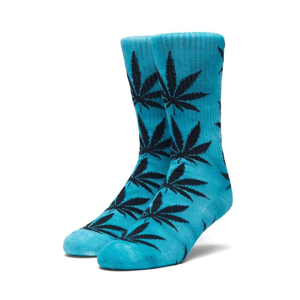 HUF-Plantlife-Crew-Socks-Jade