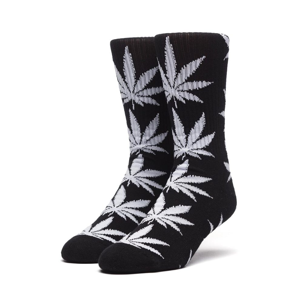 HUF-Plantlife-Socks-Black-01