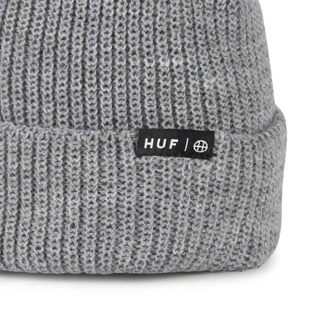 HUF-Usual-Cuffed-Beanie-Hat-Grey-Heather-02