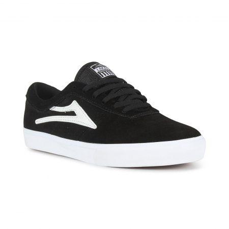 Lakai Sheffield Shoes - Black Suede